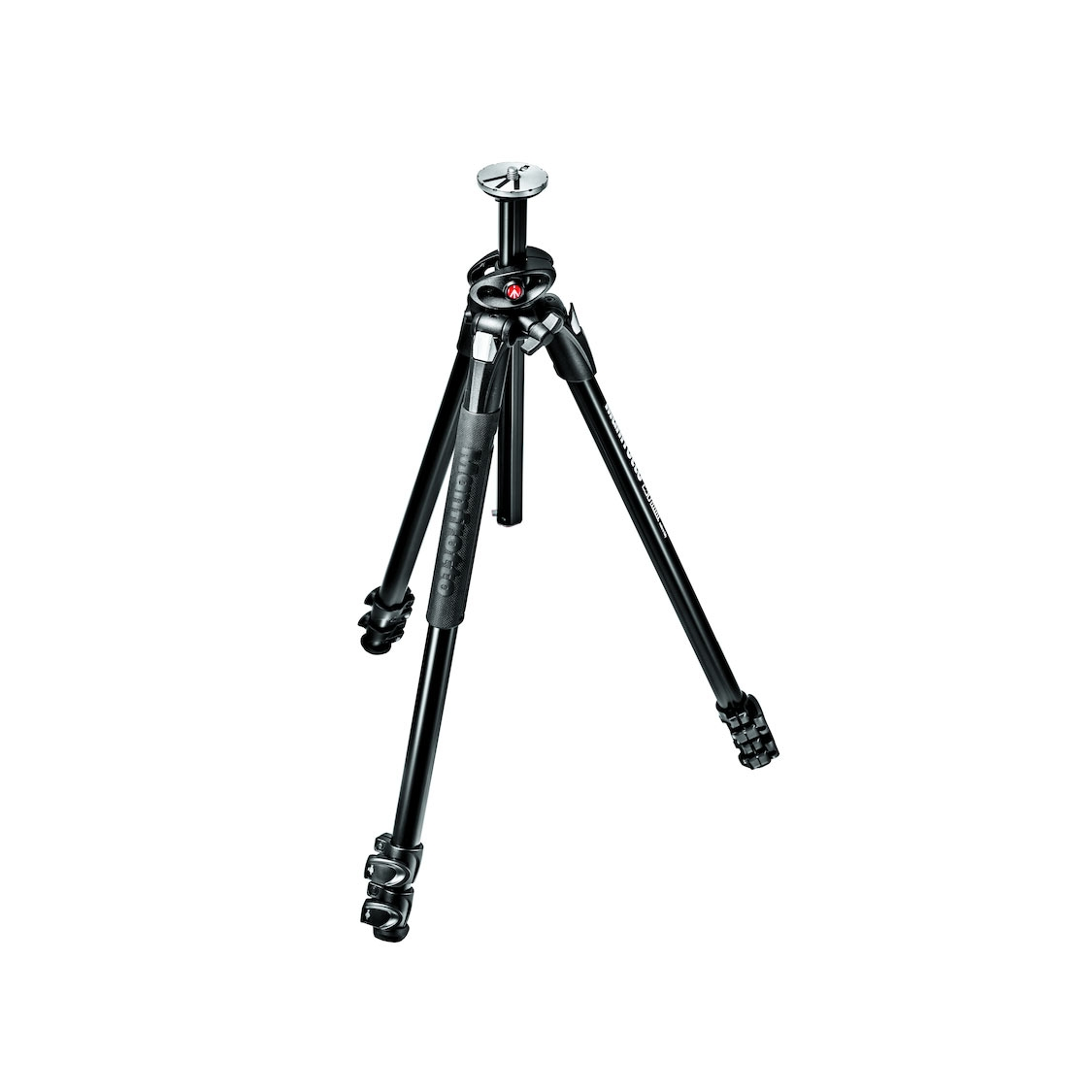 Manfrotto 290 DUAL Aluminum 3-Section Tripod