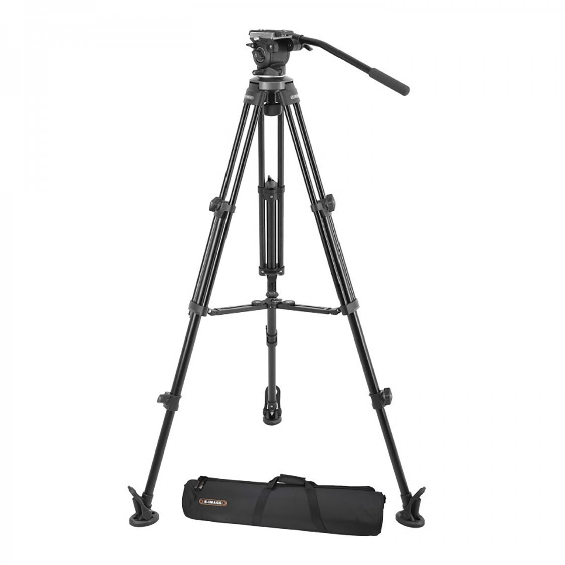 Ikan EK630 Aluminum Tripod 75mm Video Kit