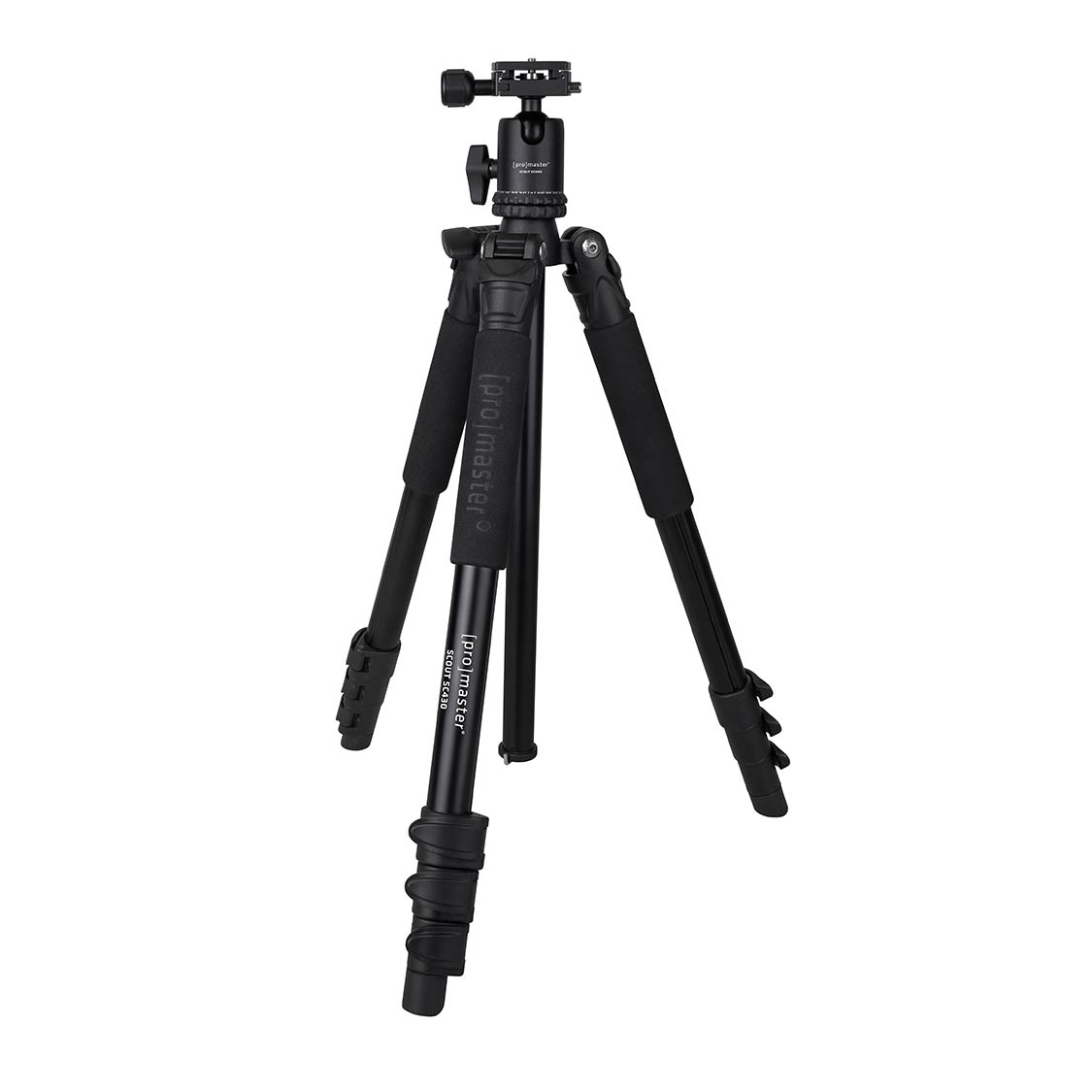 Promaster Scout SC430K Tripod with Ball Head