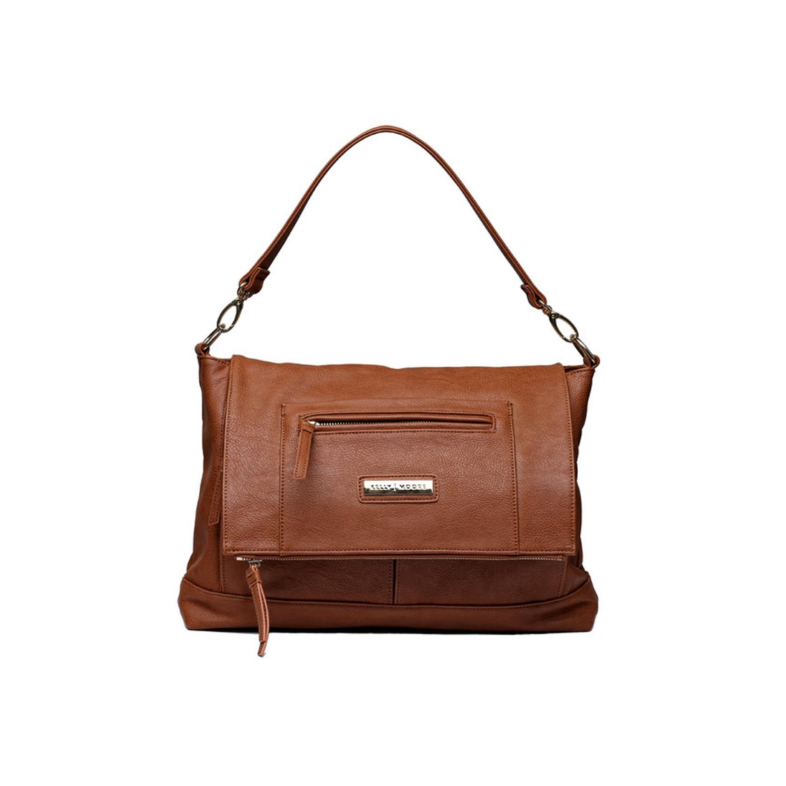Kelly Moore Oxford Bag (saddle)