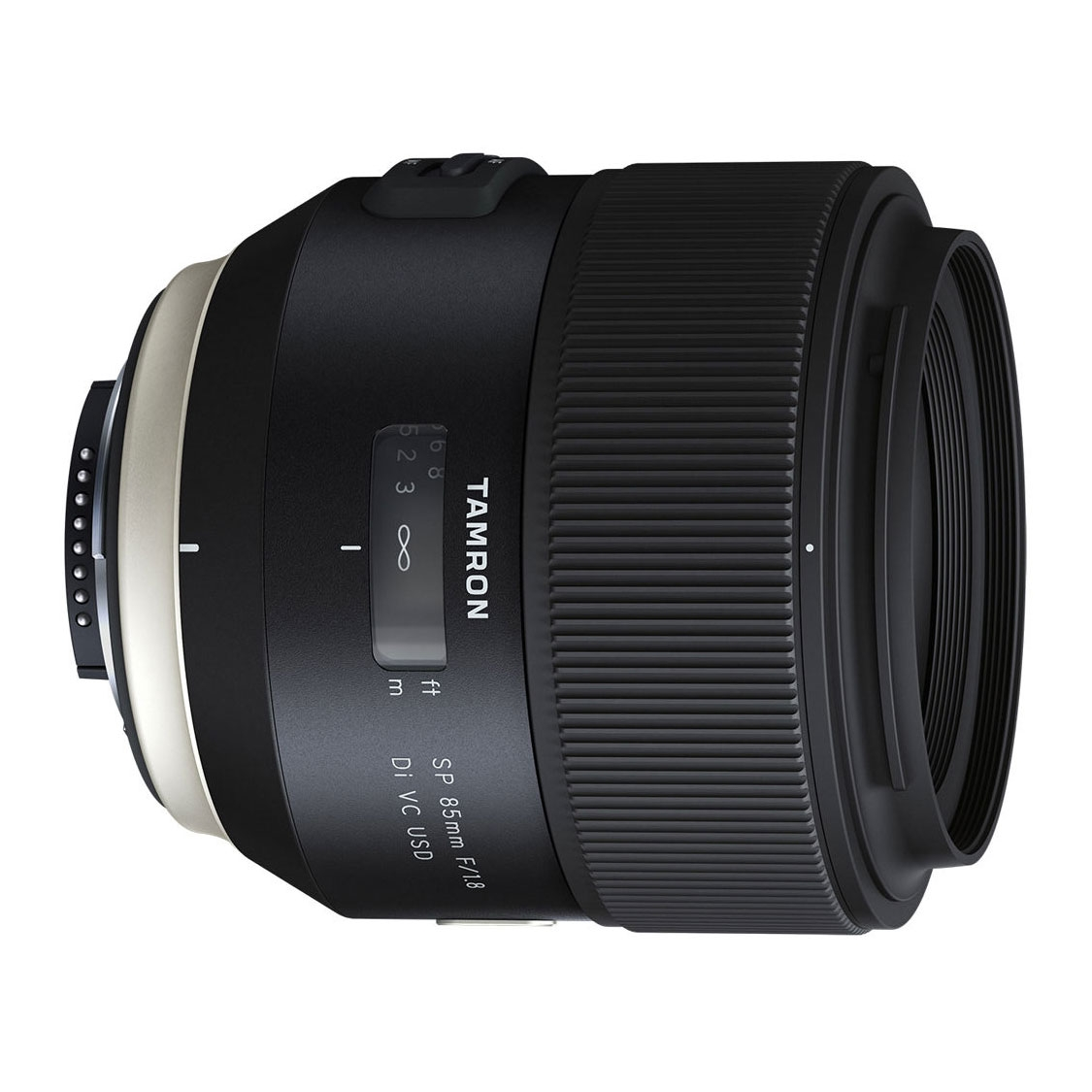 Tamron AF 85mm F1.8 Di VC USD SP Lens for Nikon F-Mount