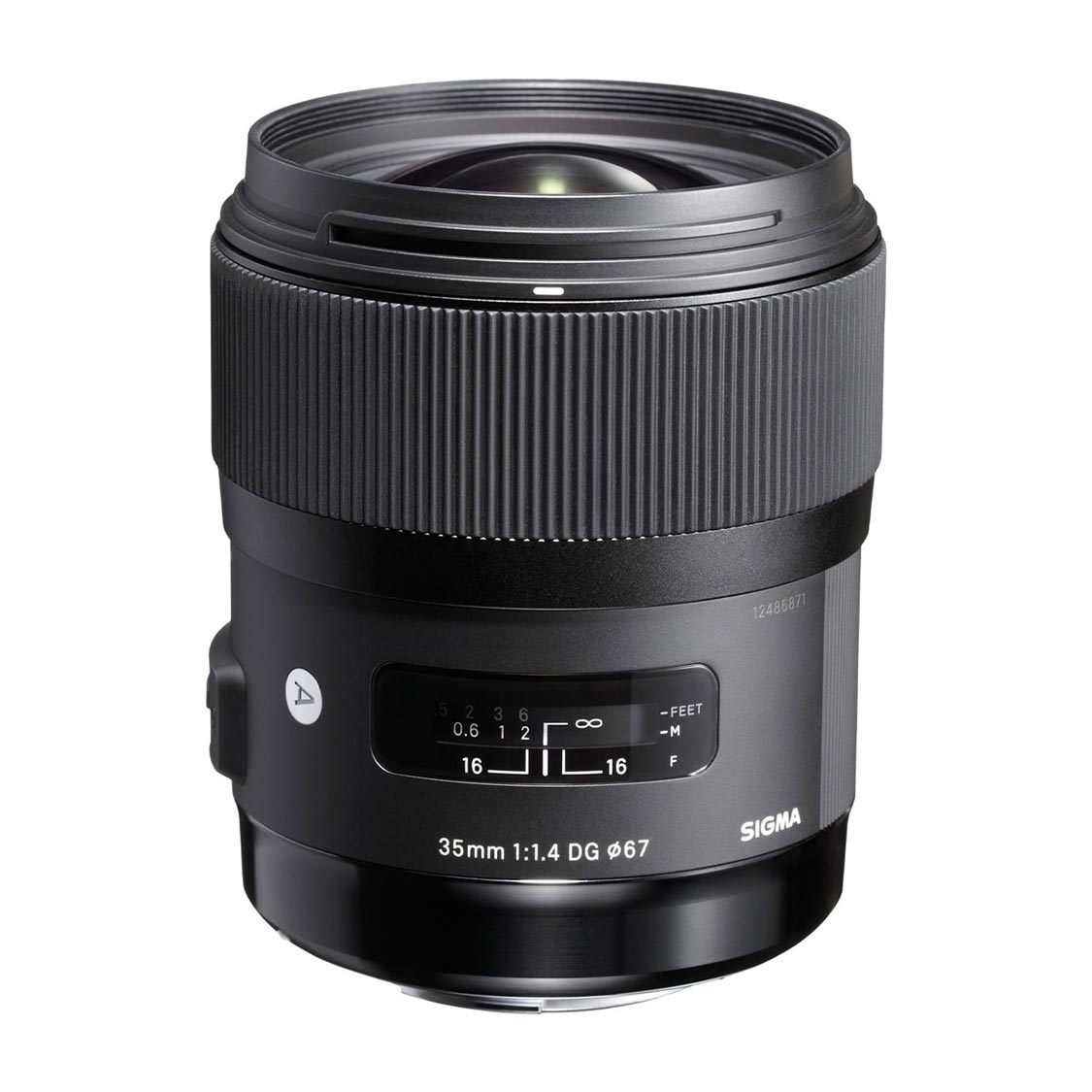 Sigma 35mm F1.4 DG HSM Art Lens for Sony E-mount