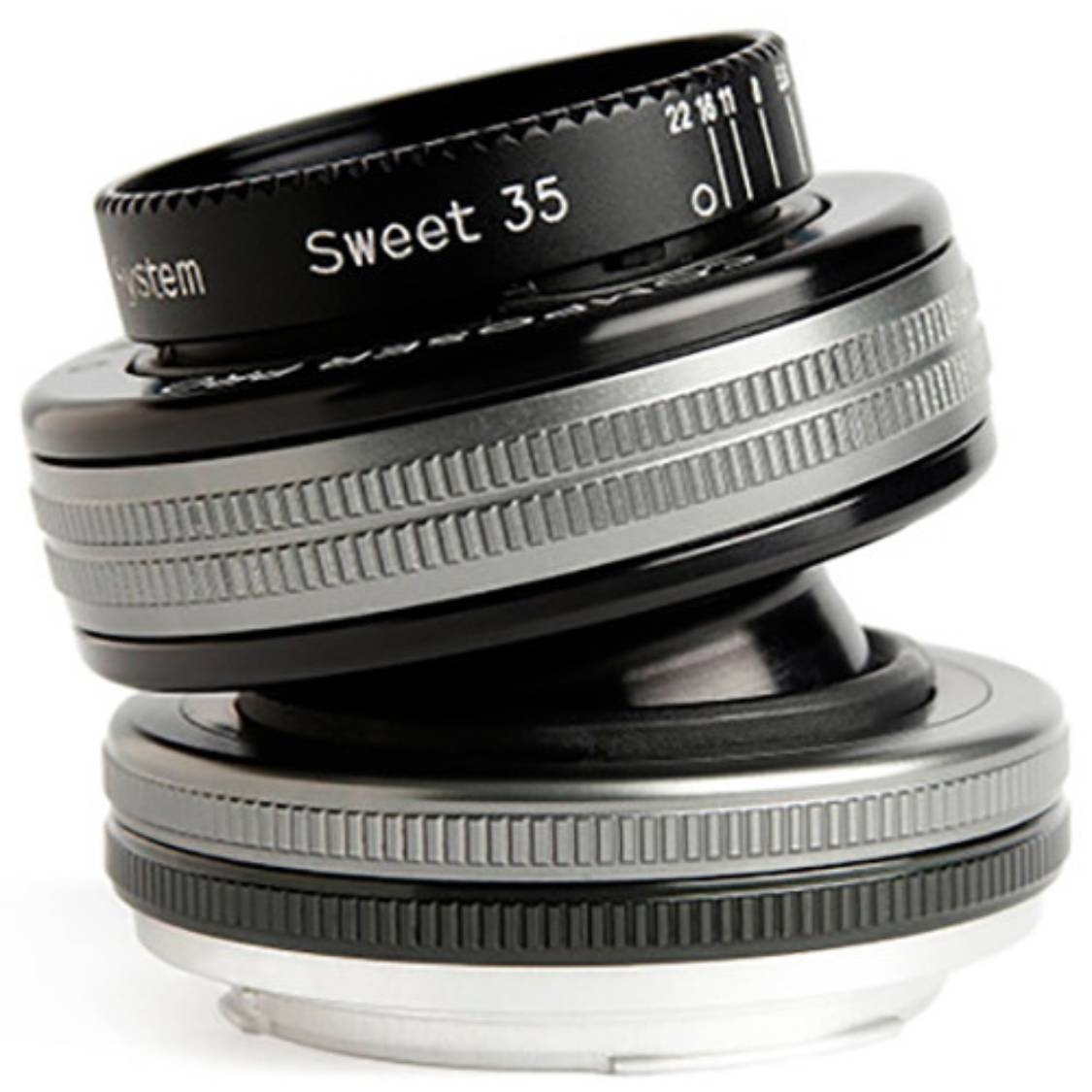 Lensbaby Composer Pro with Sweet 35 Lens (Sony E)