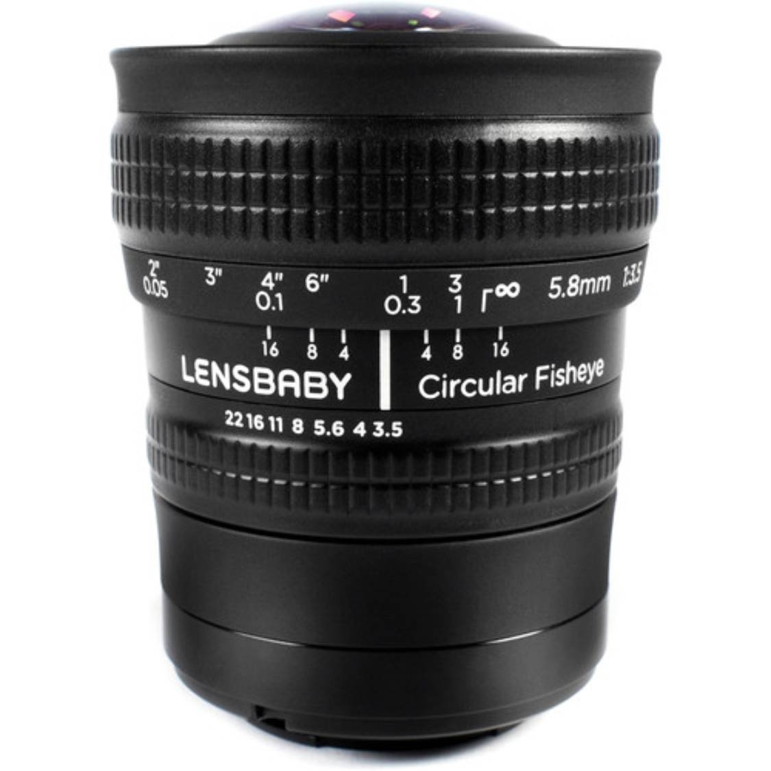 Lensbaby Circular Fisheye (Micro Four Thirds)