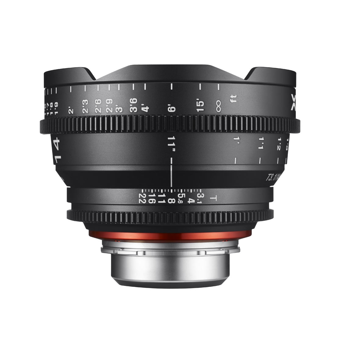 Rokinon 14mm T3.1 Xeen Professional Cine Lens for Sony E-mount