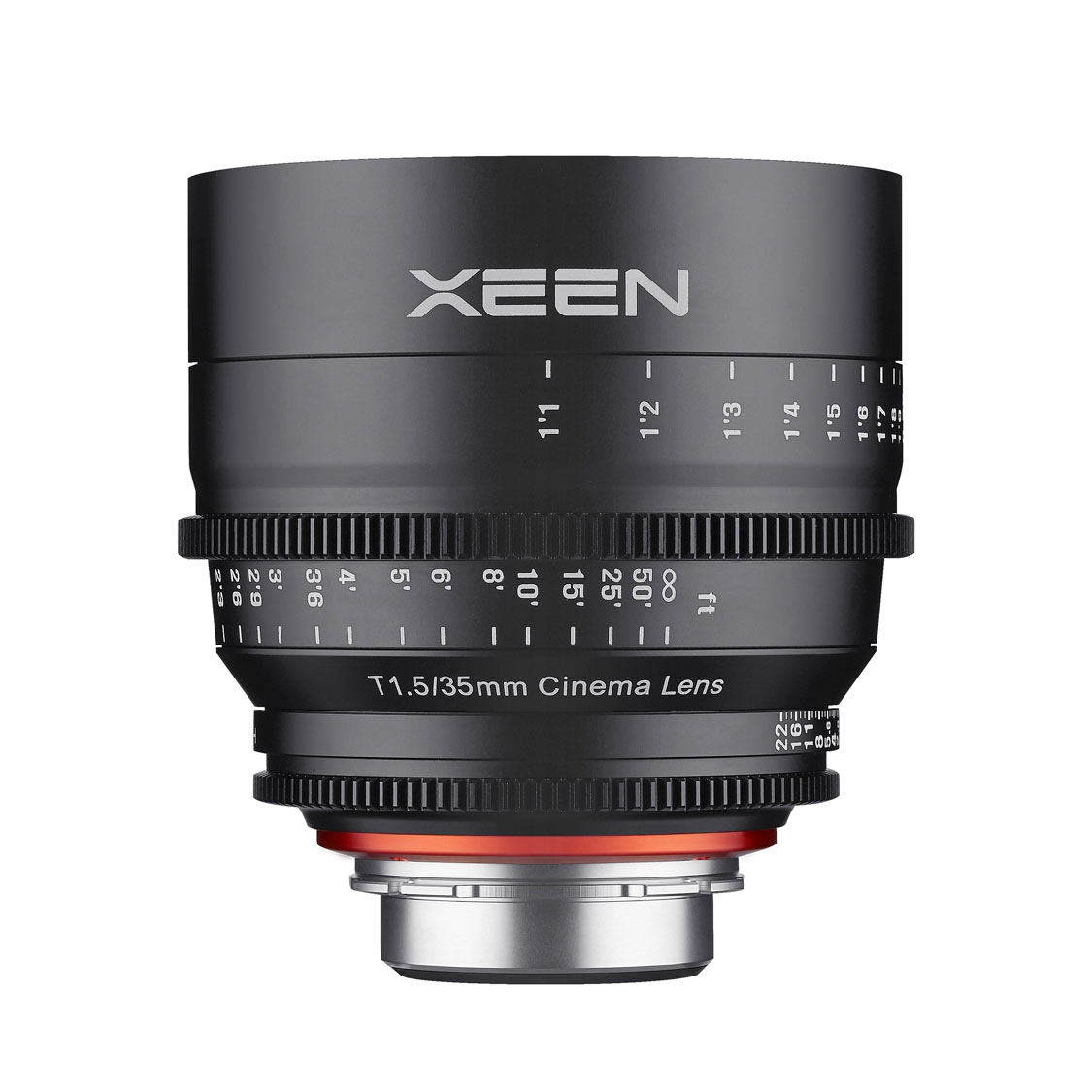 Rokinon 35mm T1.5 Xeen Professional Cine Lens for Sony E-mount