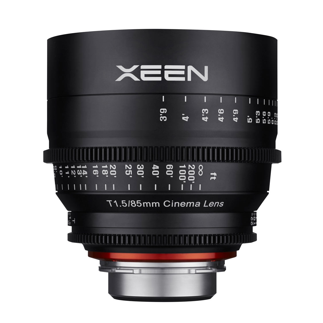 Rokinon 85mm T1.5 Xeen Professional Cine Lens for Micro 4/3 Mount