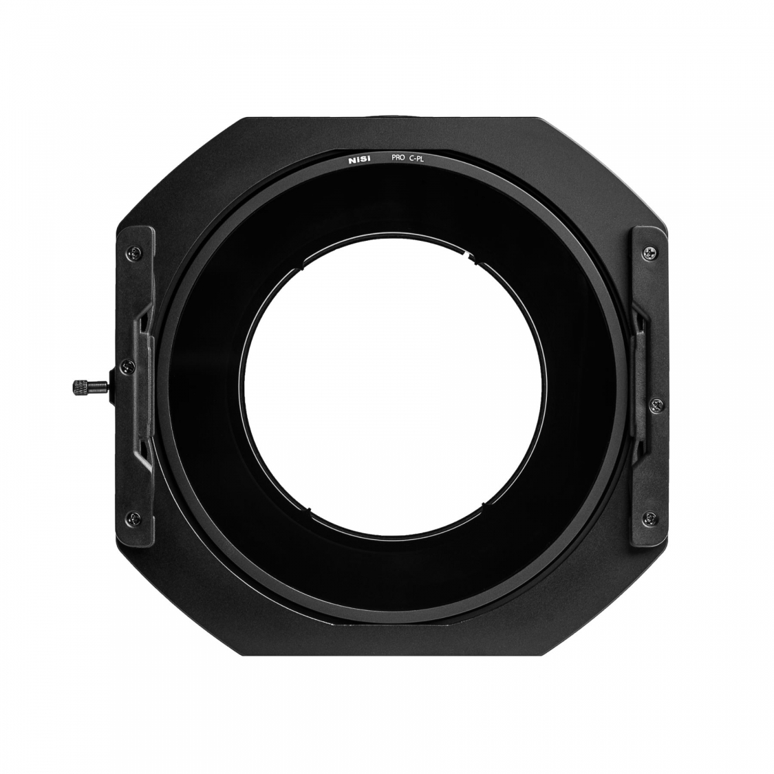 NiSi S5 Kit 150mm Filter Holder with CPL for Sigma 14-24mm f/2.8 DG Art Series (Canon and Nikon Mount)