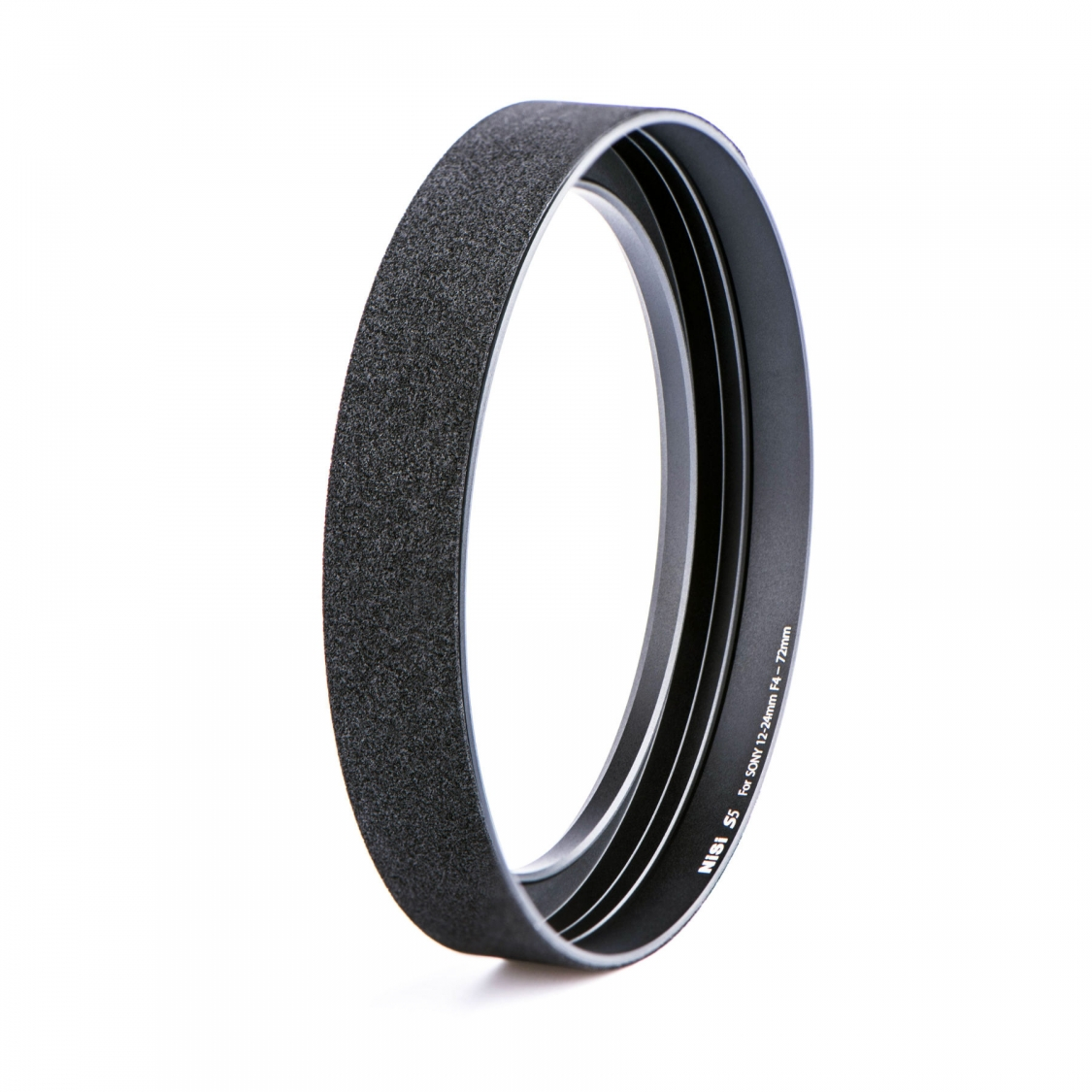 NiSi 82mm Filter Adapter Ring for S5 (Sigma 14-24mm f/2.8 DG Art Series - Canon and Nikon Mount)