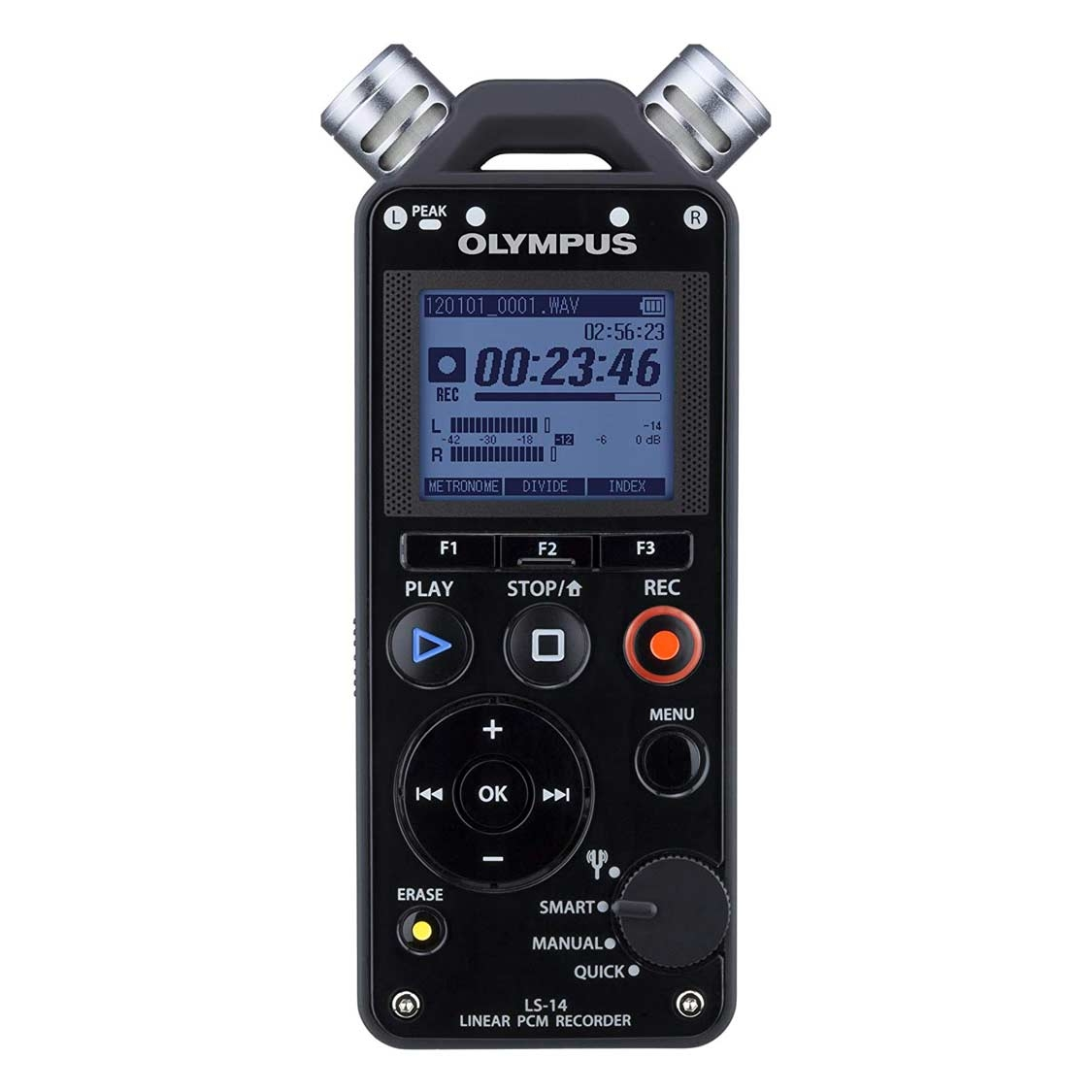 Olympus LS-14 Digital Voice Recorder