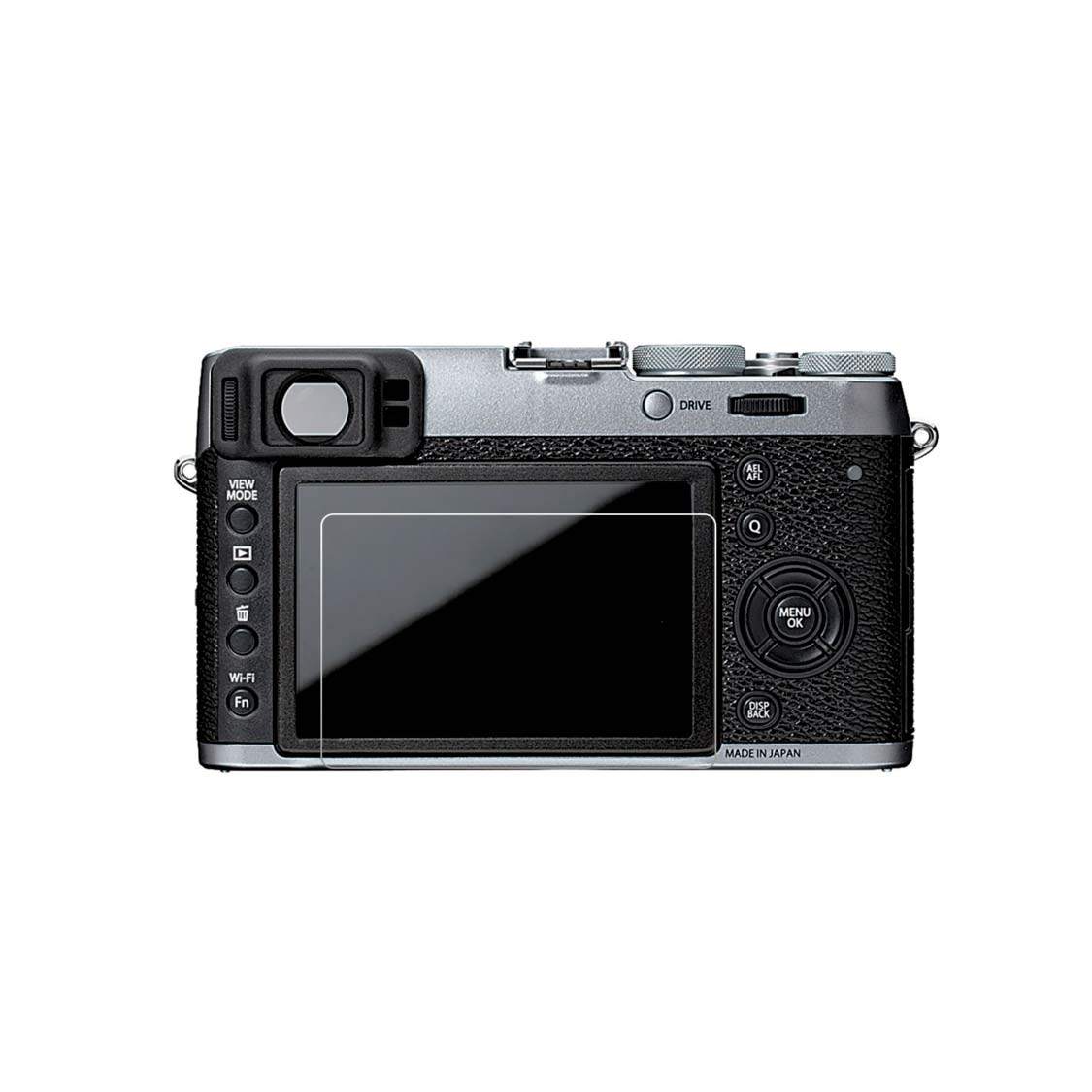 Phantom Glass for Fuji X100T and X100F