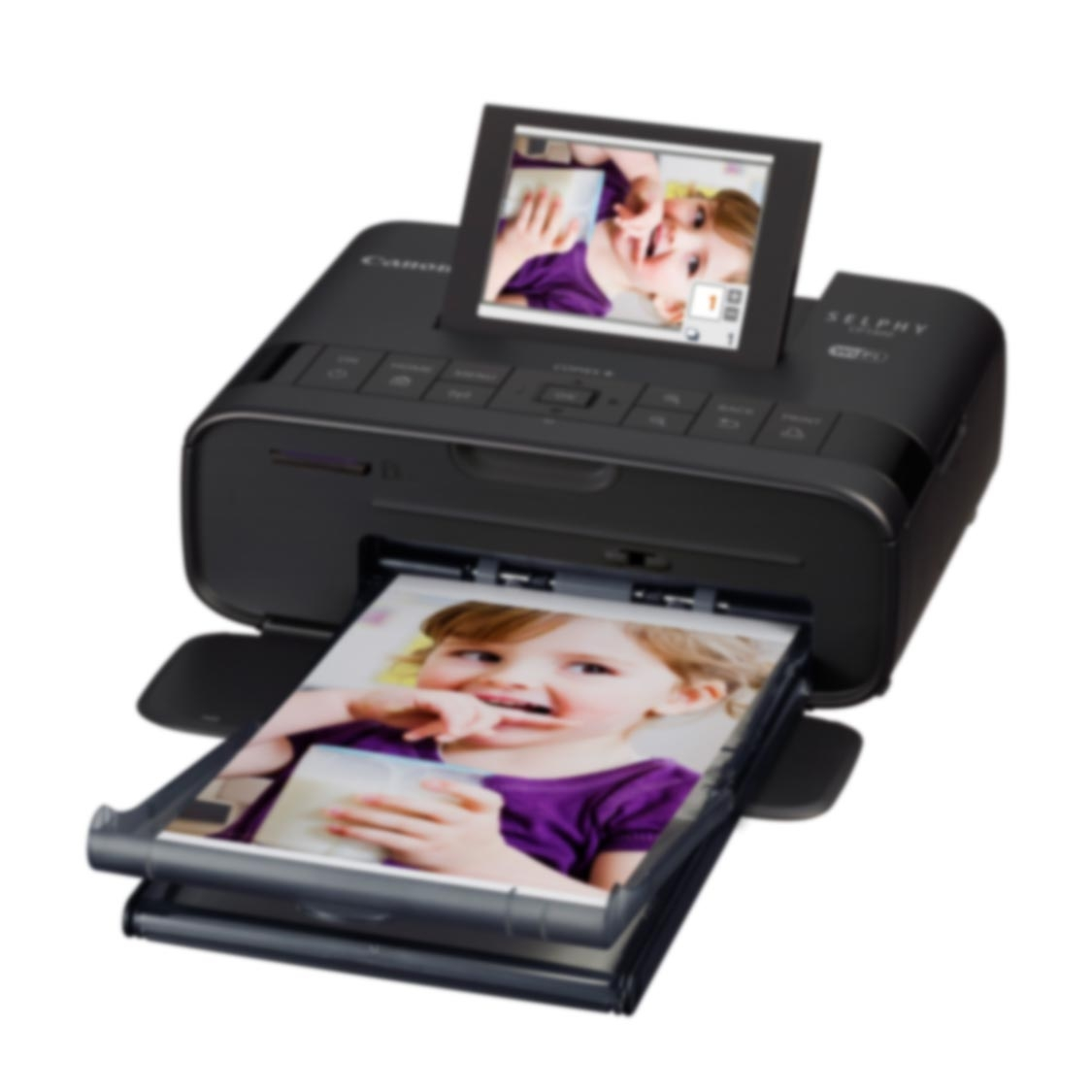 Canon Selphy CP1300 Printer (black)