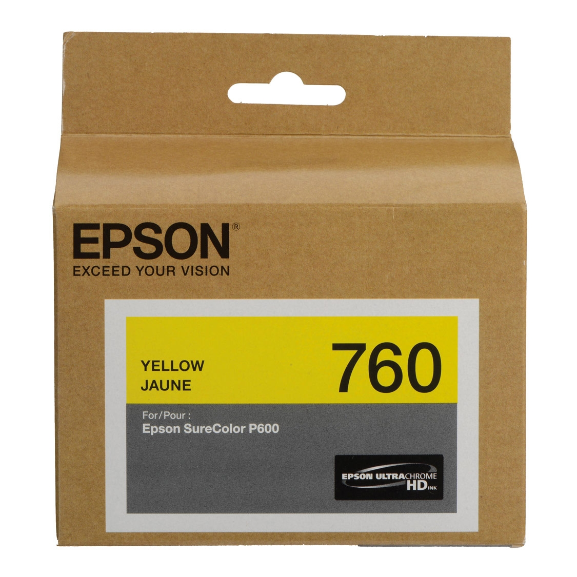 Epson Yellow Cartridge for P600 (T760420)