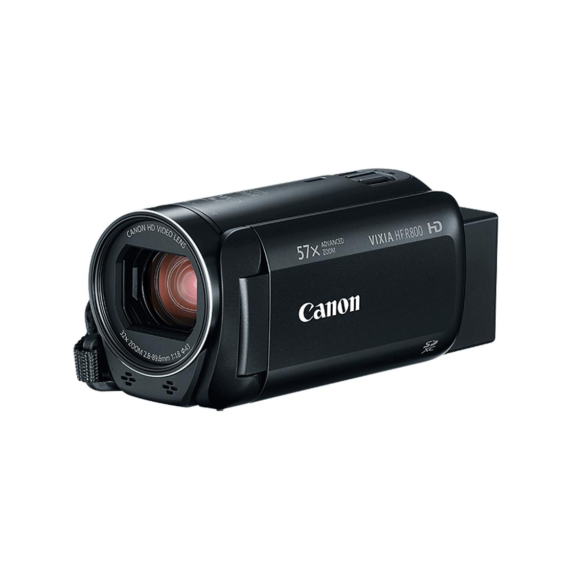 Canon VIXIA HF R800 Camcorder with 8GB and Case