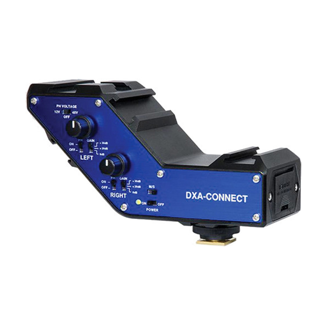 Beachtek DXA-CONNECT Active XLR Adapter