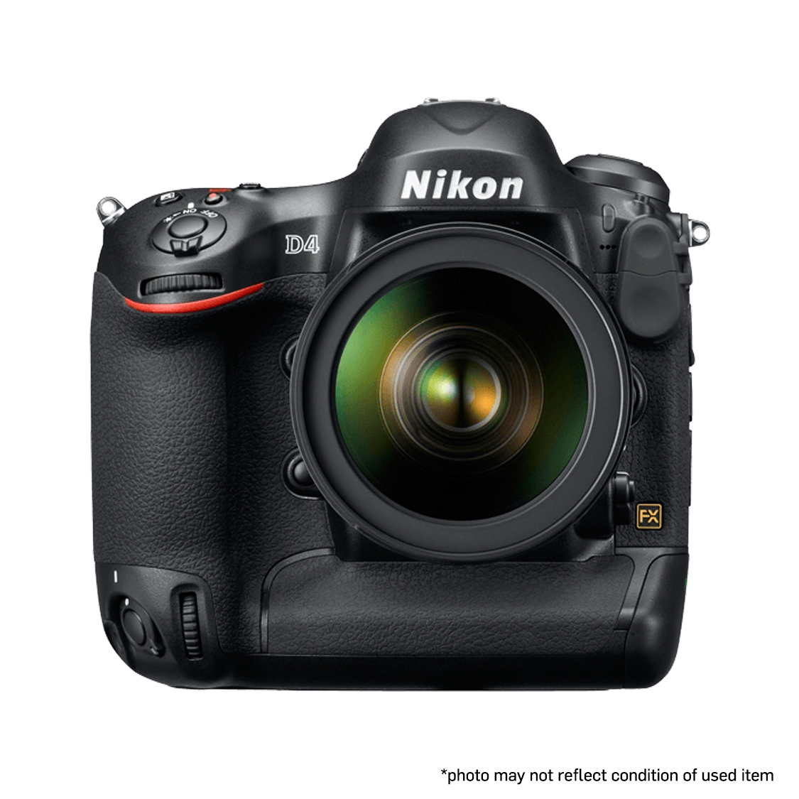 Used - Nikon D4 DSLR Body (shutter count 145,869)