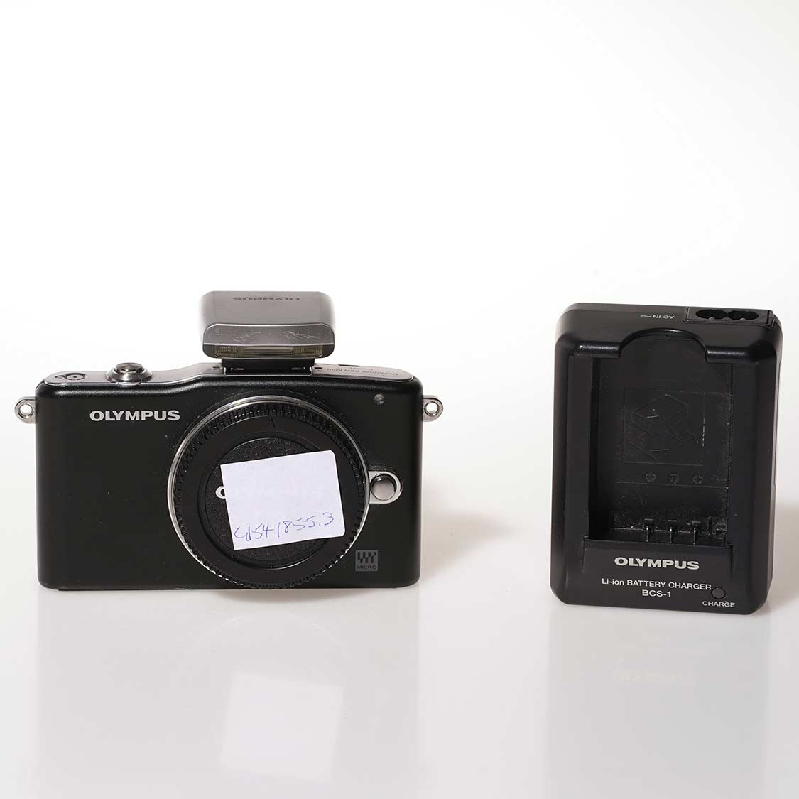 Used - Olympus E-PM1 Body