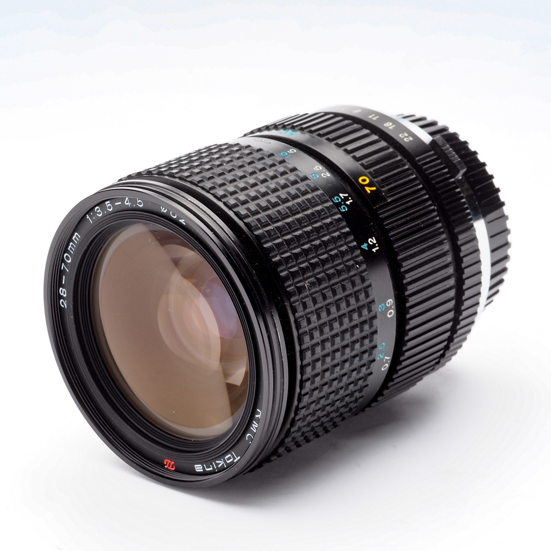 Used - Tokina 28-70MM F3.5-4.5 RMC Lens for Olympus OM