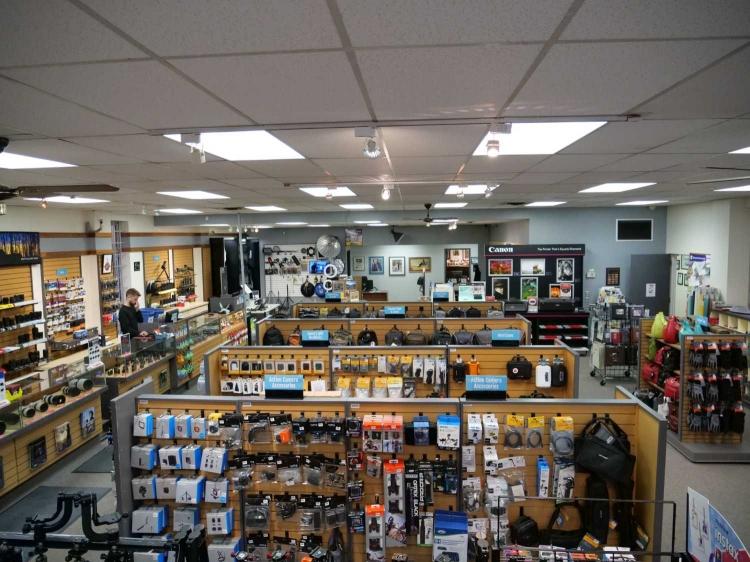 Main Store Mcbain Camera Edmonton Ab T5h 0w9