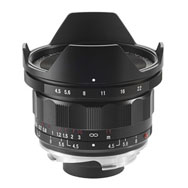 Voigtlander 15mm F4.5 Super Wide Heliar III Lens