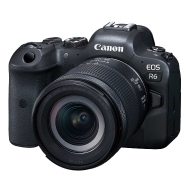 Canon EOS R6 with 24-105mm STM Lens