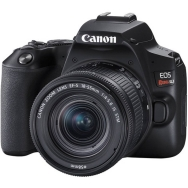 Canon Rebel SL3 with 18-55mm IS STM  (Black)