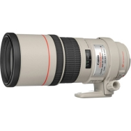 Canon EF 300mm F4.0L IS USM Lens - Open Box