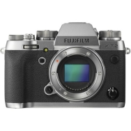 Fuji X-T2 Body (Graphite Silver) - Open Box