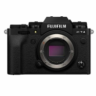 Fujifilm X-T4 Camera Body (black)
