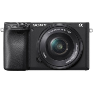 Sony A6400 Camera with 16-50mm Lens (Black)