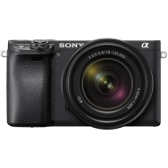 Sony A6400 Camera with 18-135mm Lens (black)