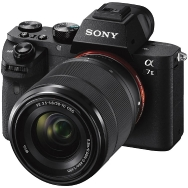 Sony Alpha A7 II with 28-70mm OSS Lens