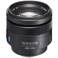 Sony 85mm f1.4 Zeiss Lens - Open Box