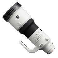 Sony 500mm F4.0 G SSM Lens