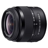 Sony DT 18-55mm F3.5-5.6 Zoom Lens