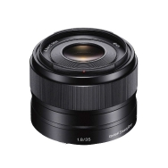 Sony E 35mm F1.8 OSS Lens