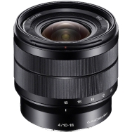 Sony E 10-18mm F4.0 OSS Lens