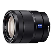 Sony E 16-70mm F4.0 OSS Zeiss Lens