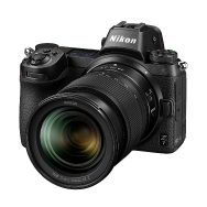 Nikon Z7 with 24-70mm f4.0 S Lens