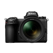 Nikon Z6 with 24-70mm f4.0 S Lens