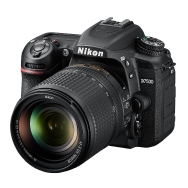 Nikon D7500 DSLR with 18-140mm Lens
