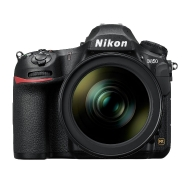Nikon D850 DSLR with AF-S 24-120mm Lens