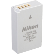 Nikon EN-EL22 Rechargeable Li-ion Battery
