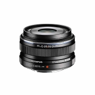 Olympus PEN MSC 17mm F1.8 Lens (black)