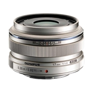 Olympus PEN MSC 17mm F1.8 Lens (silver)