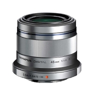 Olympus PEN MSC 45mm F1.8 Lens (black)