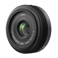 Panasonic 20mm F1.7 II Pancake Lens (Micro Four Thirds)