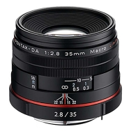 Pentax DA 35mm F2.8 Macro HD Limited (black)