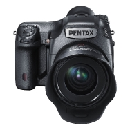 Pentax 645Z Body with 55mm F2.8 SDM Lens