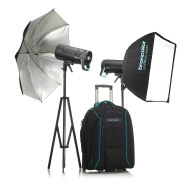 Broncolor Siros 400L Outdoor Kit 2
